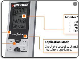 Power Saver Device Circuit Diagram | Amazon Com Black Decker Em100b Energy Saver Series Power Monitor
