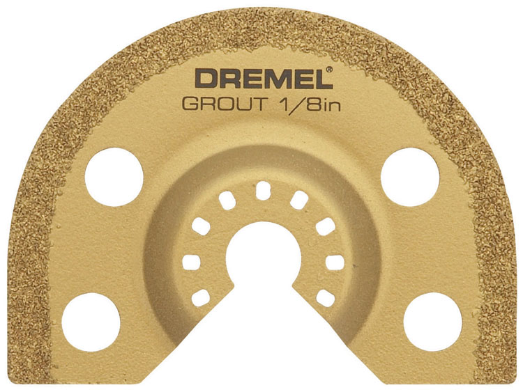 Dremel MM500 18Inch MultiMax Carbide Grout Blade Power Rotary