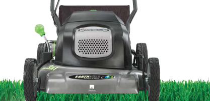 earthwise B001DZJYJO 1 lg amazon com earthwise 60120 20 inch 24 volt cordless electric Fox Lake IL 60020 at creativeand.co
