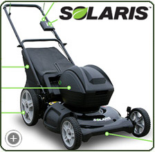 Amazon Com Solaris S21hb 21 Inch 24 Volt Cordless