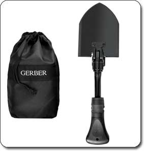 Gerber 22-41578 Gorge Folding Shovel