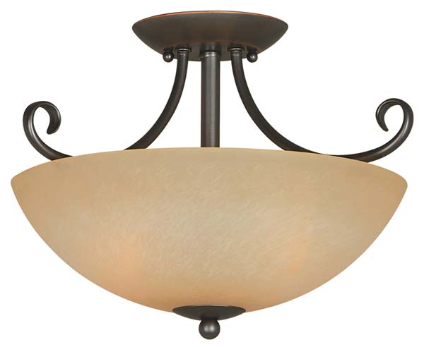 54 3769 Berkshire Ceiling Light Fixture