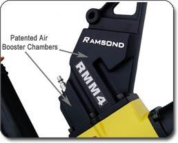 Ramsond RMM4 Air-Booster Chambers