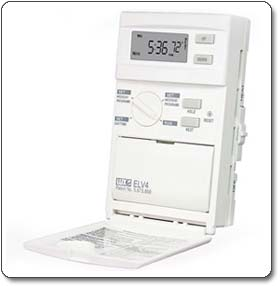 Lux Products ELV4 Programmable Line Voltage Thermostat