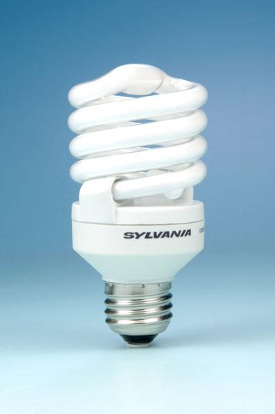 Sylvania 29973 Compact Fluorescent Micro Mini Light Bulb