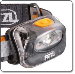 Petzl Tikka Plus<sup>2</sup> Headlamp