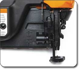 GFN1664K Straight Finish Nailer - Tool-Free Depth Control