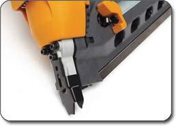 GF28WW Framing Nailer - Low nail lock-out