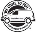 We Come To You Warranty Logo