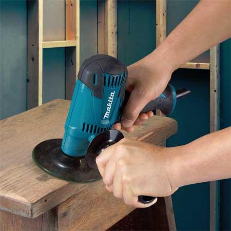 makita gv5010 5 inch disc sander power disc sanders. Black Bedroom Furniture Sets. Home Design Ideas