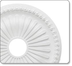 Westinghouse 20-Inch Soleil Medallion