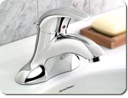 American Standard Reliant Three Centerset Bathroom Faucet
