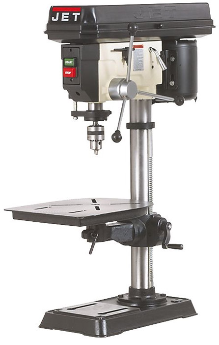 Jet 354165 Jdp 15m 3 4 Hp 15 Inch Bench Drill Press