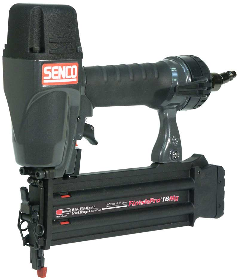 Senco FinishPro 18 18 Gauge Sequential Brad Nailer With