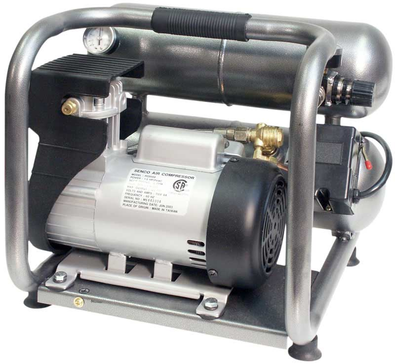 Senco PC0968EU Compressor 3,8L 9 bar 300W