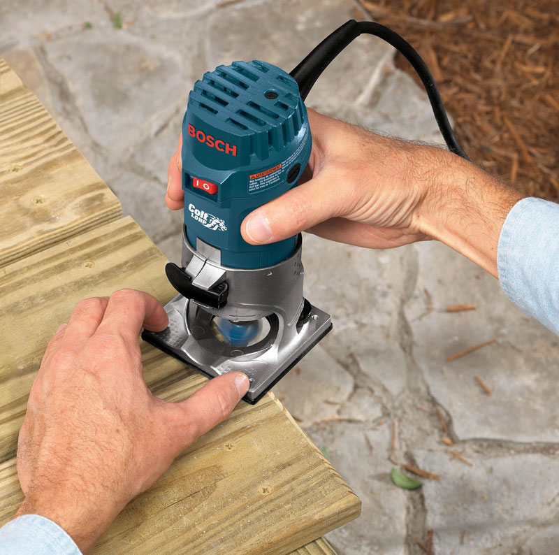 Bosch pr10e colt single speed palm grip router fixed base power view larger greentooth Gallery