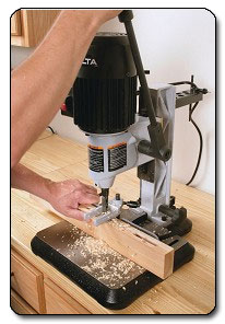 Delta 14 651 Professional 1 2hp Bench Mortising Machine
