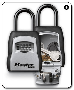 Master Lock 5400d Set Your Own Combination Portable Lock