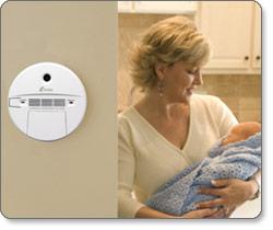 Kidde KN-COB-B Battery-Operated Carbon Monoxide Alarm
