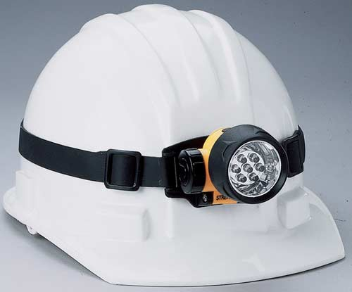 Streamlight 61052 Septor LED Headlamp with Strap - Head Flashlight ...