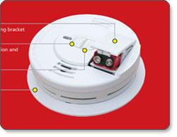 Kidde i9070 Ionization Sensor Smoke Alarm