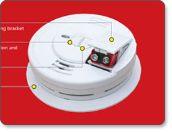 Kidde i9070 Ionization Sensor Smoke Alarm (2-Pack)