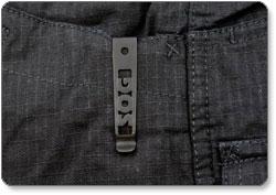 SOG AE-02 Aegis Folding Knife with Black TiNi Finish