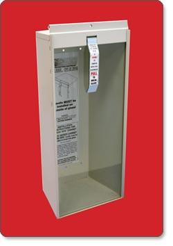 Kidde Fire Extinguisher Cabinet