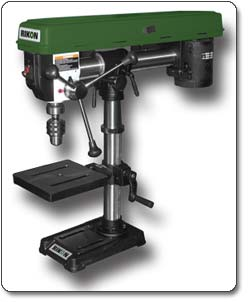 RIKON 30-140 34-Inch Radial Bench Drill Press