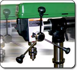 RIKON 30-140 34-Inch Radial Bench Drill Press