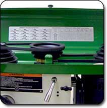 RIKON 30-230 17-Inch Floor Drill Press