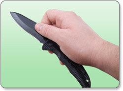 SOG SP-23 SOGzilla Folding Knife with Black TiNi Finish, Large