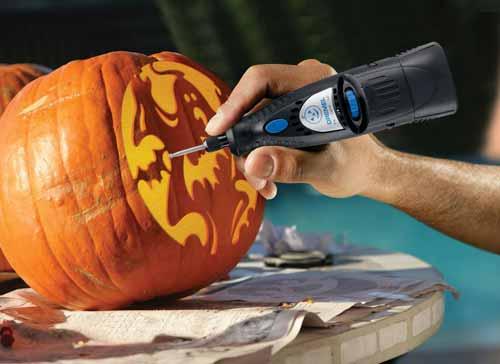 Dremel pk volt pumpkin carving kit amazon