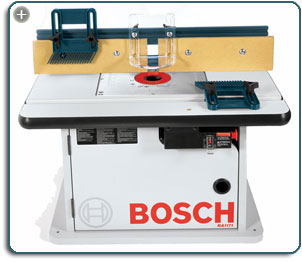 Bosch Cabinet Style Router Table Ra1171 Power Router Accessories