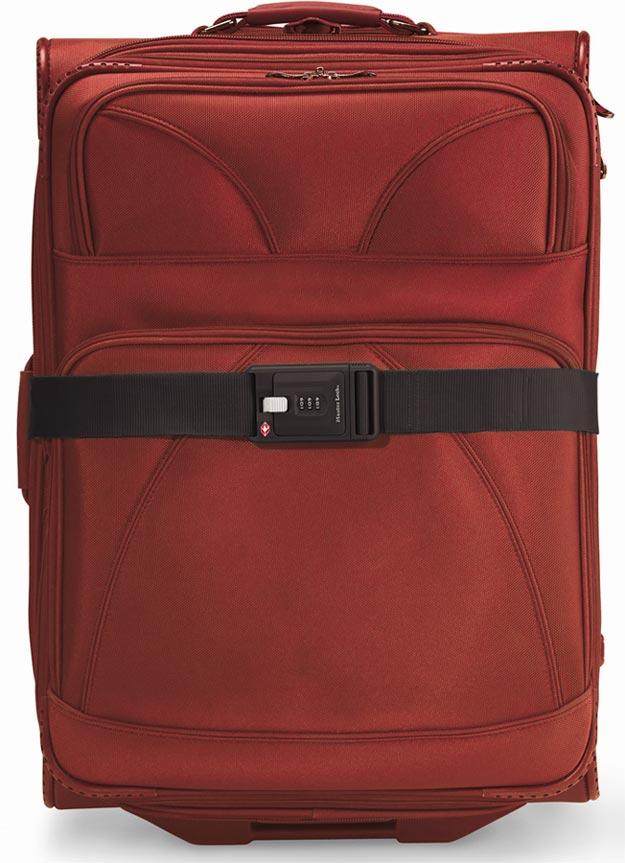 Amazon.com: Master Lock 4682DBLK TSA Accepted Luggage Locking ...