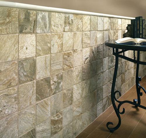 Fine Tumbled Travertine Tile Floor Illustration Best Home - 6 inch travertine tile