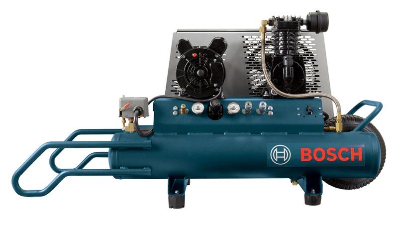 Bosch CET8-15W 8 Gallon 1.5 HP Electric Wheelbarrow Air