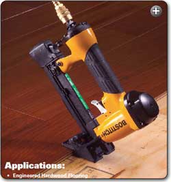 BOSTITCH LHF97125-2 Floor Runner Laminated Hardwood Flooring Stapler for 1/4-inch to 1/2-inch Flooring