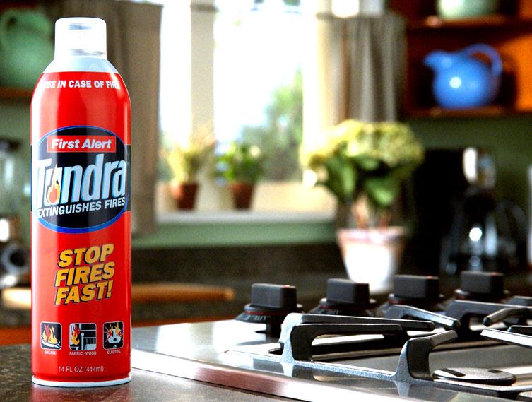 Spray aerosol de extinción de incendios primera alerta | eBay
