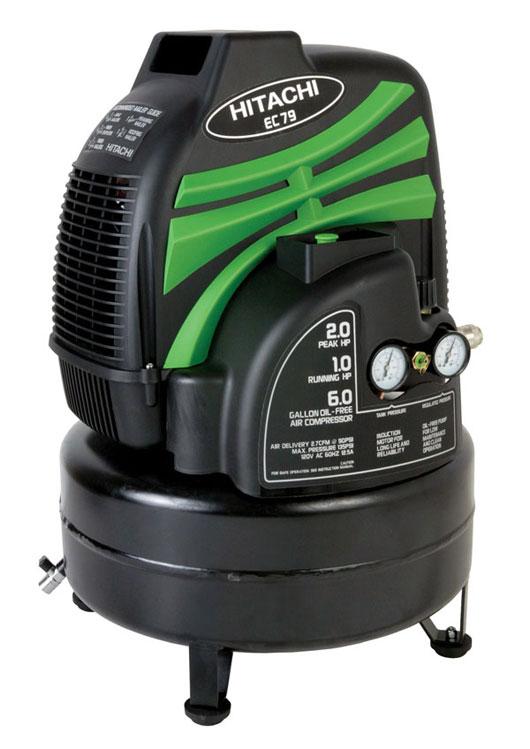 hitachi pancake air compressor. view larger. hitachi pancake air compressor i