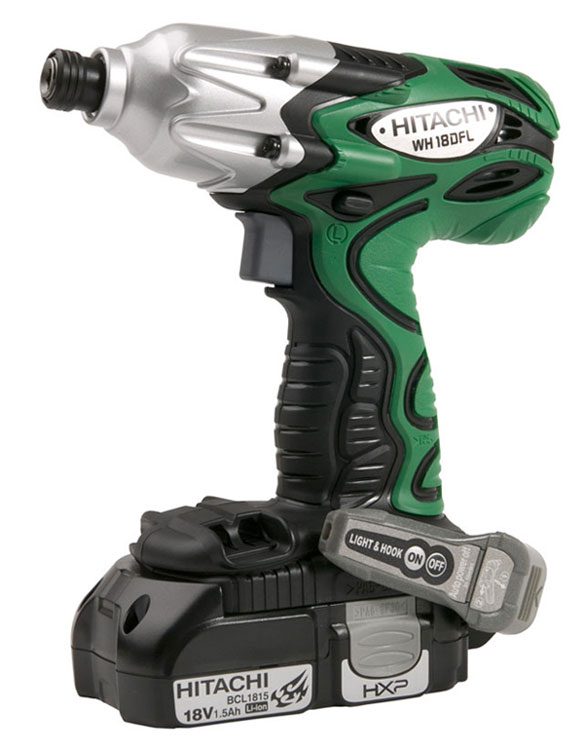 BCL1815 IMPACT DRIVER (2019)