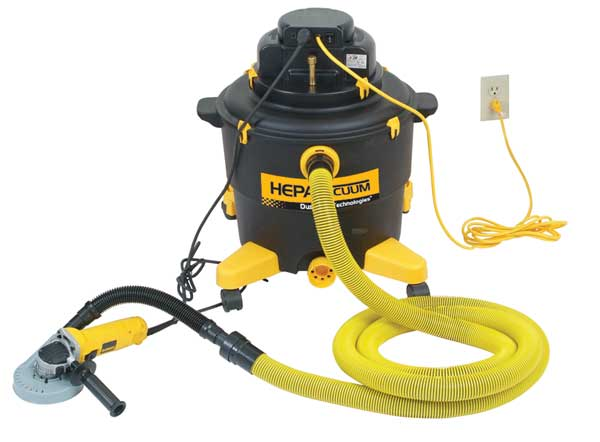Dustless Technologies 16006 HEPA Wet/Dry Vacuum - Shop Wet Dry Vacuums