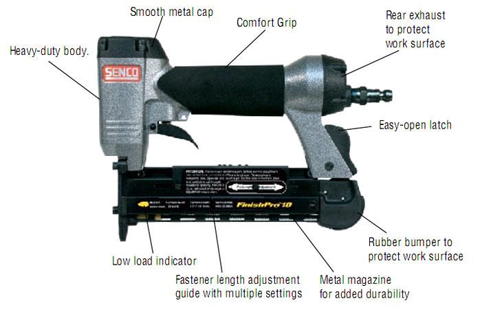 powryte 23 gauge 1 3 8 air micro pin nailer pneumatic headless