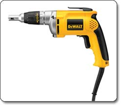 DEWALT (DW272) 4,000 rpm VSR Drywall Screwdriver