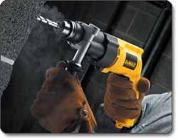 DEWALT (DW505) 1/2-Inch VSR Dual-Range Hammerdrill