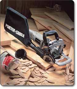 Black and Decker Porter-Cable 557 Deluxe Plate Joiner Kit