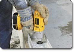 DEWALT DW059K-2 18-Volt Cordless XRP Impact Wrench Kit