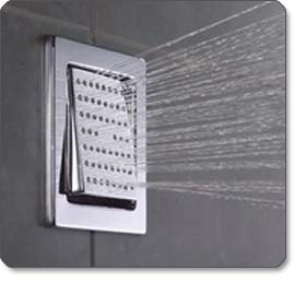 K-8002 WaterTile - Fully adjustable sprayface