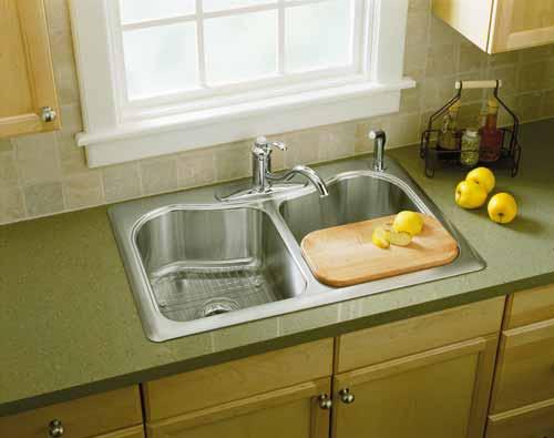 Kohler K12172cp Fairfax Single Control Kitchen Sink Faucet Rhamazon: Kohler Fairfax Kitchen Faucet At Home Improvement Advice