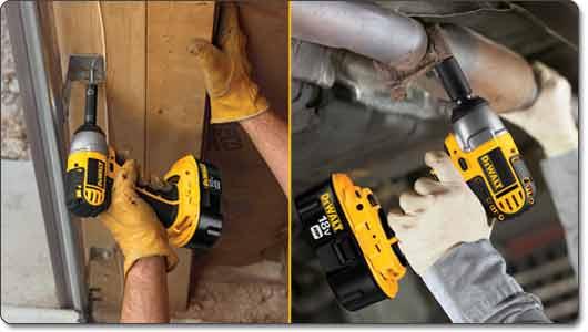 DEWALT (DC823KA) 3/8-Inch 18-Volt Cordless XRP Impact Wrench